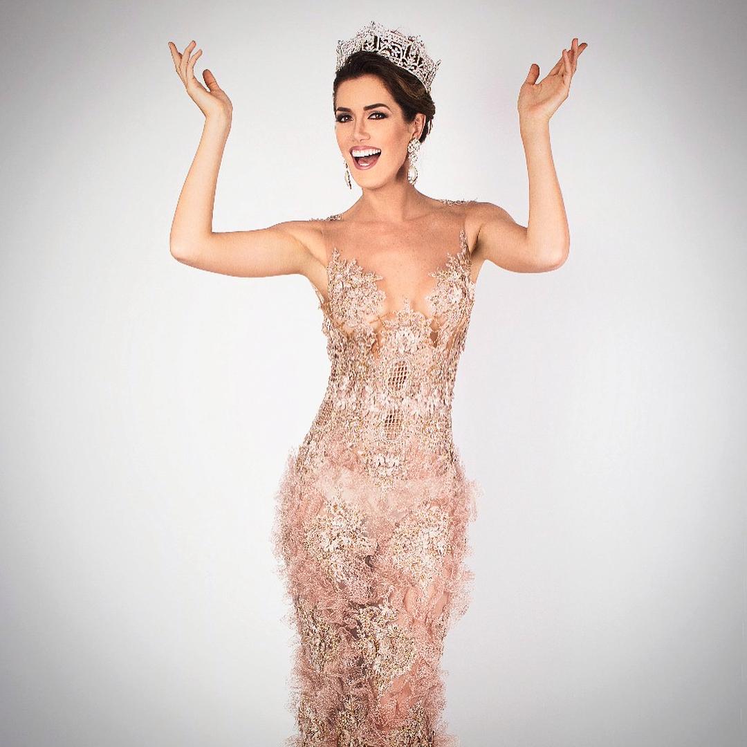 jessica mcfarlane, 7 finalista de reyna hispanoamericana 2018. - Página 2 29088912