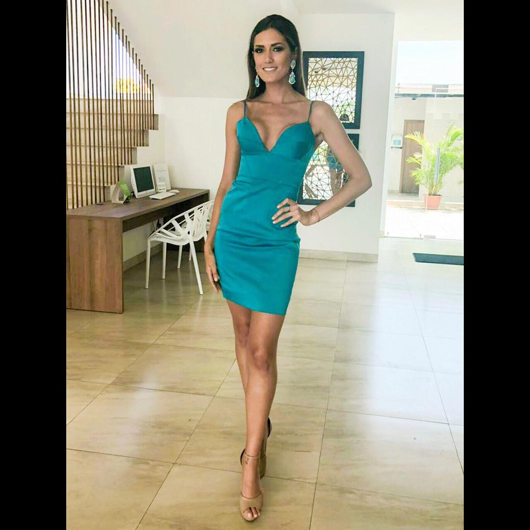 jessica mcfarlane, 7 finalista de reyna hispanoamericana 2018. - Página 2 29091010