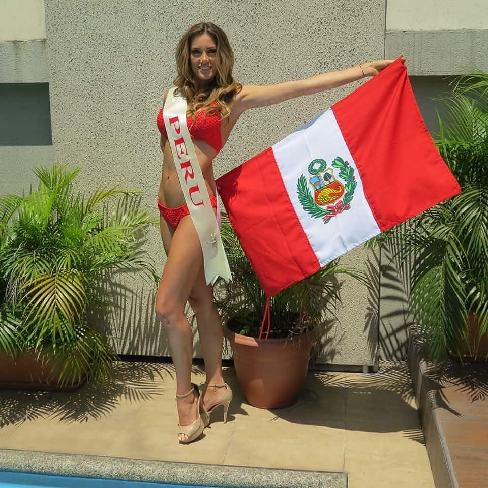 jessica mcfarlane, 7 finalista de reyna hispanoamericana 2018. - Página 2 29093411