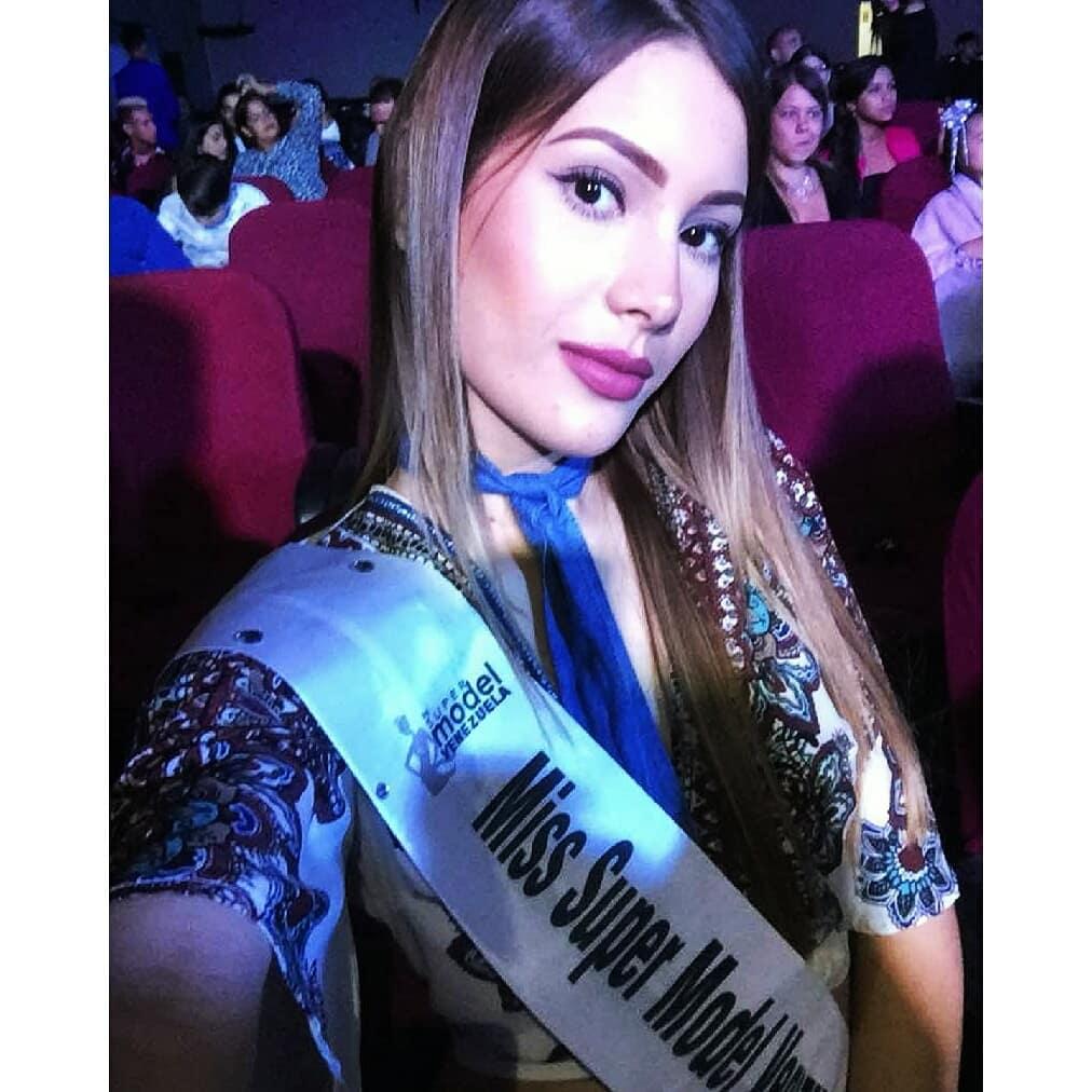 nicole ustariz, supermodel international venezuela 2018. 29094610