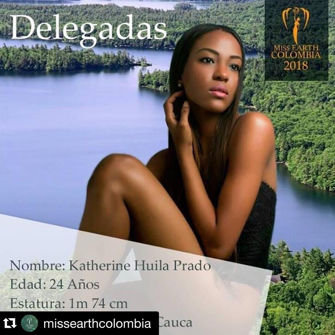 katherine huila, miss tourism world colombia 2018. 29739710