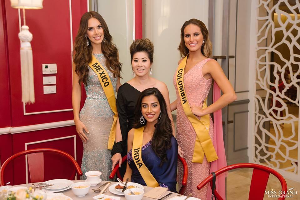 sheyla quizena, miss grand colombia 2018. - Página 3 2m3eil10