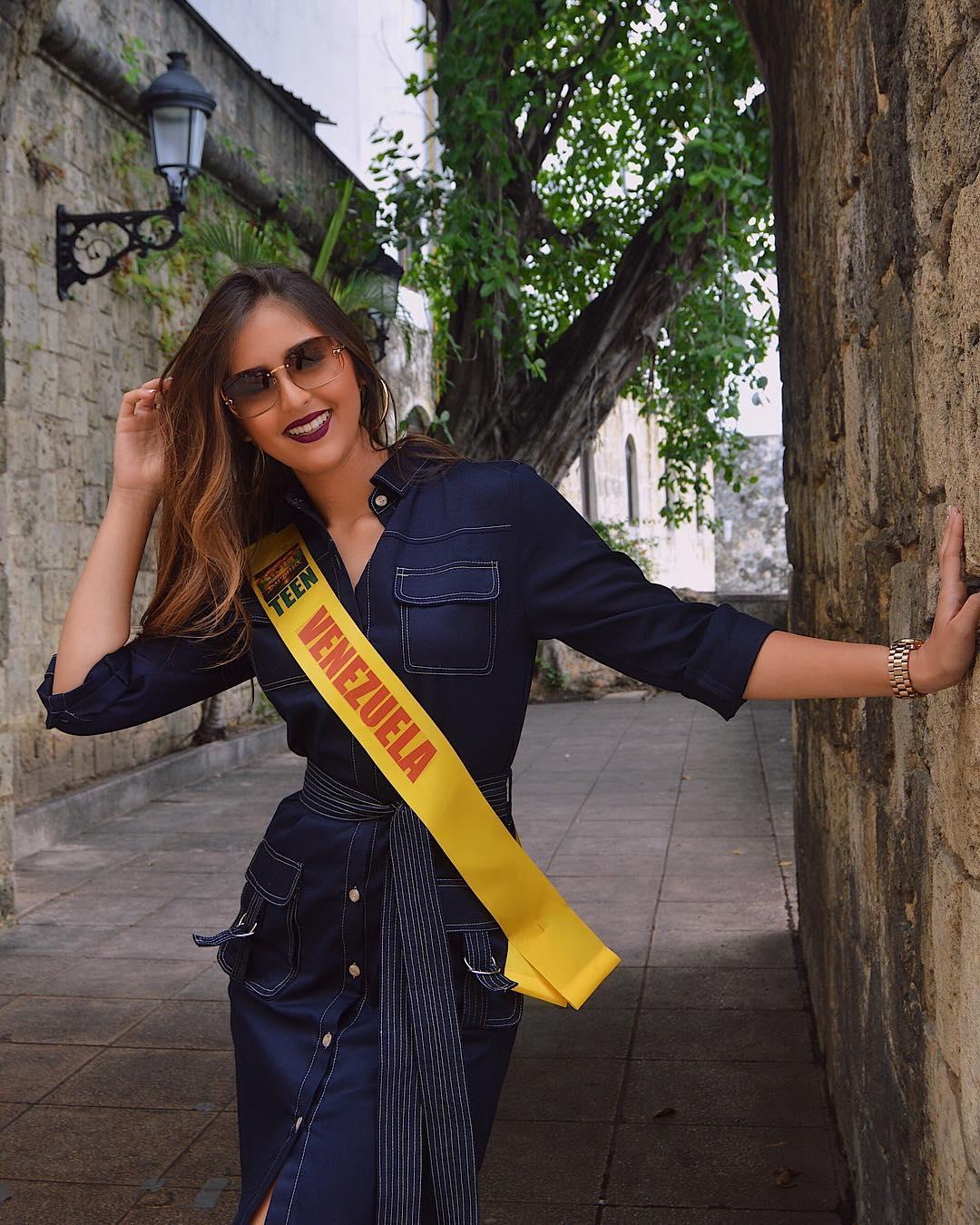 maria victoria abuhazi, top 6 de miss teen mundial 2018/super beleza juvenil internacional 2017. 30080011