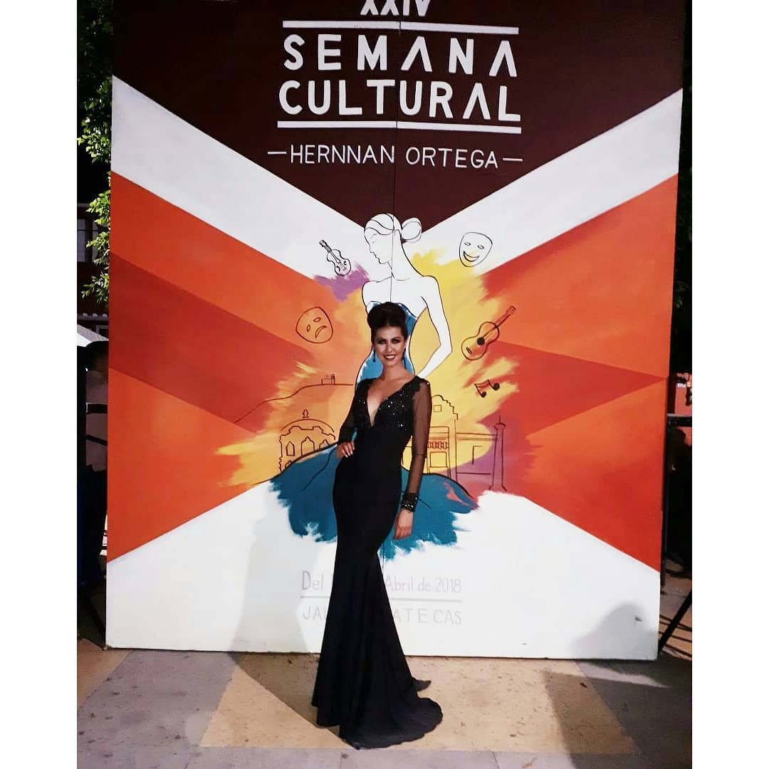 mariana arellano, miss globe zacatecas 2018. 30086710