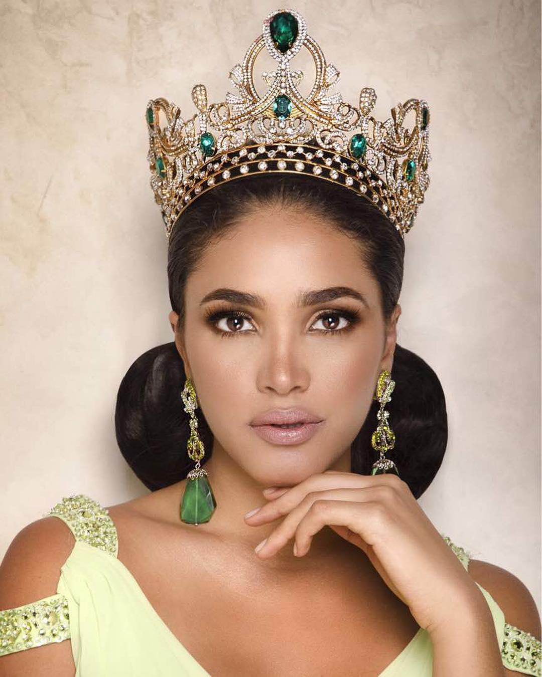 biliannis alvarez, top 10 de miss grand international 2018. - Página 3 30884511