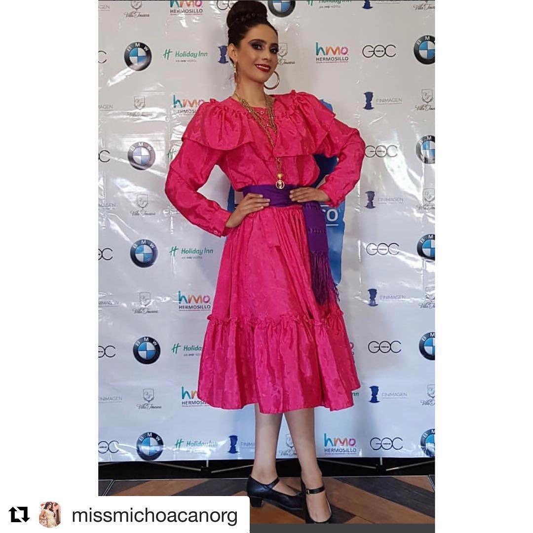 ivonne hernandez, semifinalista de top model of the world 2018. - Página 2 31203610