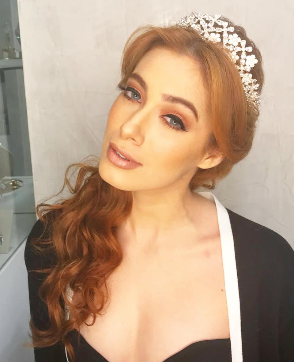 natalia gurgel, top model brasil 2021/miss morada nova 2019/miss sertao central empresarial 2018/top 20 de miss asia pacific international 2018, representando o uruguai. - Página 2 31775310