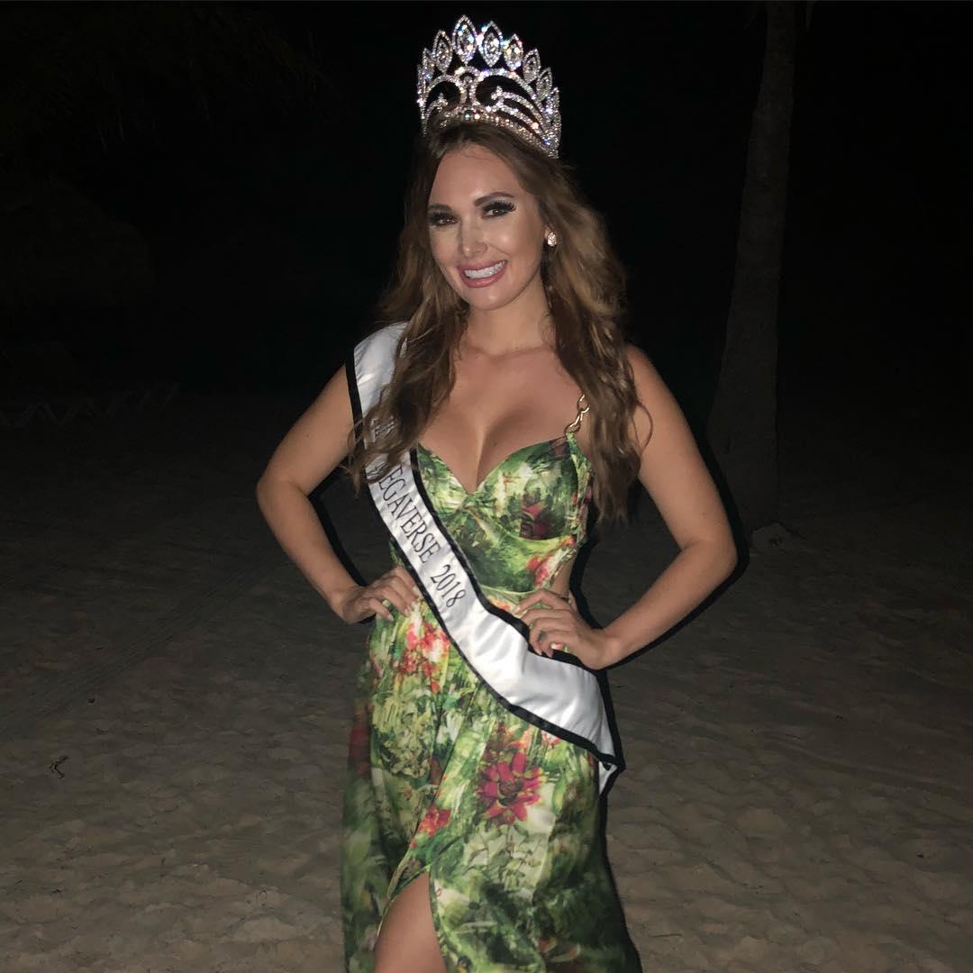 katherin strickert, miss megaverse 2018, 1st runner-up de supermodel international 2017. - Página 11 32188410