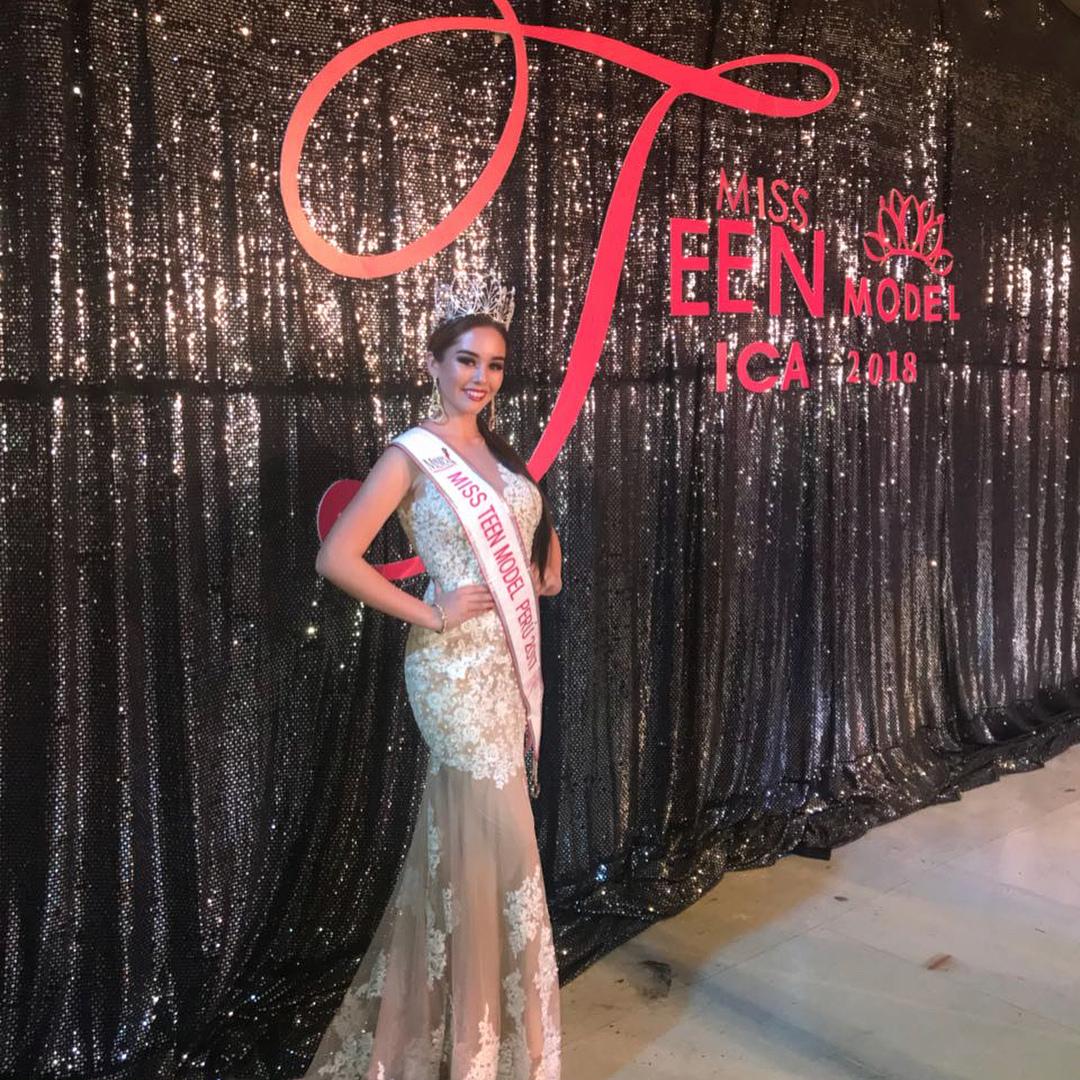 alicia montoya, miss teen model internacional 2018. - Página 2 32391310
