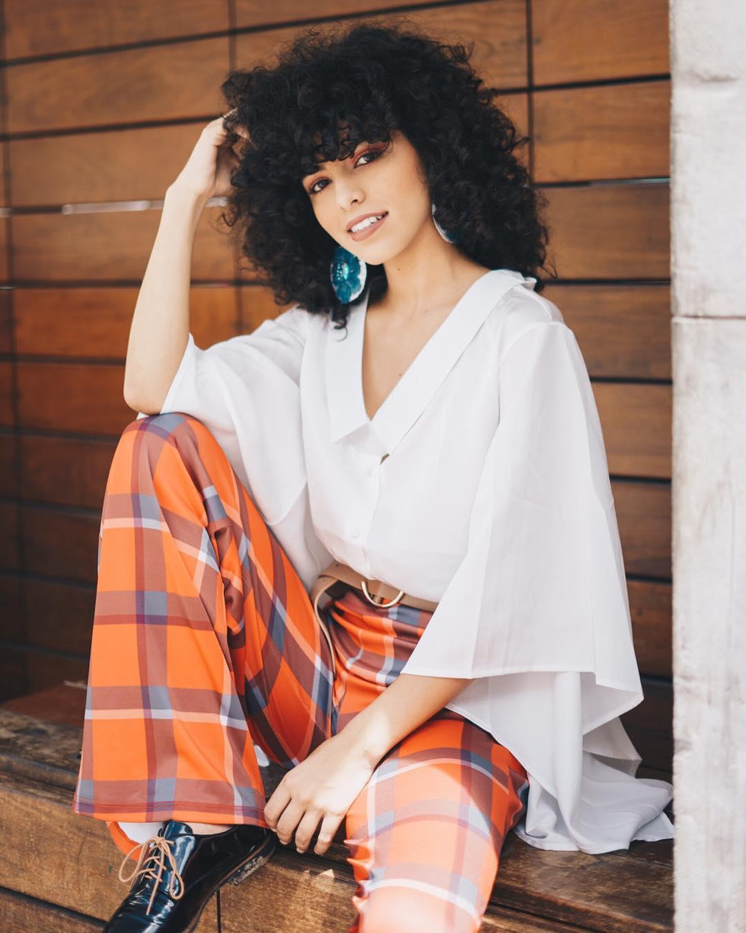 yuanilie alvarado, segunda finalista de reyna hispanoamericana 2019. 33175412