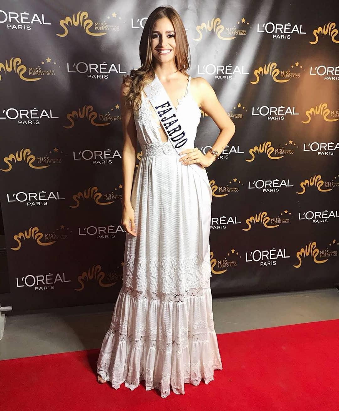 larissa santiago, miss fajardo universo 2018/top 5 de miss supranational 2017. - Página 4 33559612