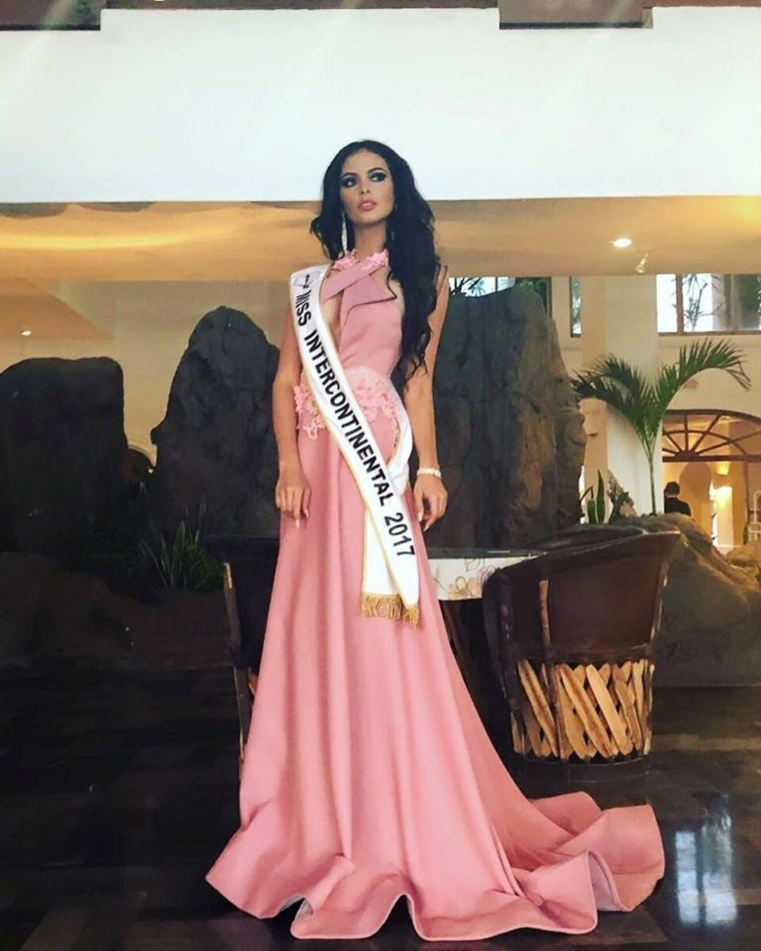 veronica salas, miss intercontinental 2017/top 20 de miss eco international 2017. - Página 18 33738010