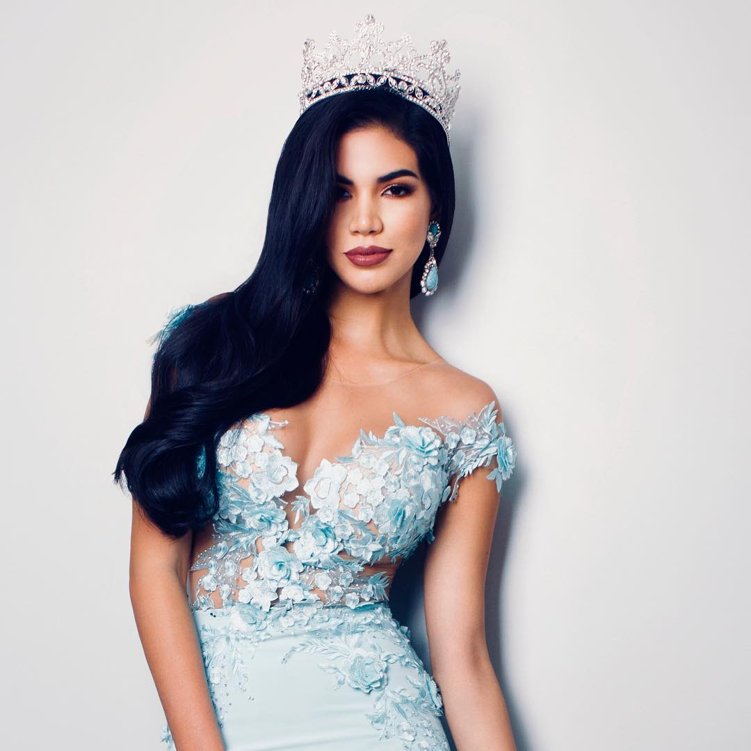 samantha batallanos, 3rd runner-up de miss landscapes international 2018. - Página 2 34072310