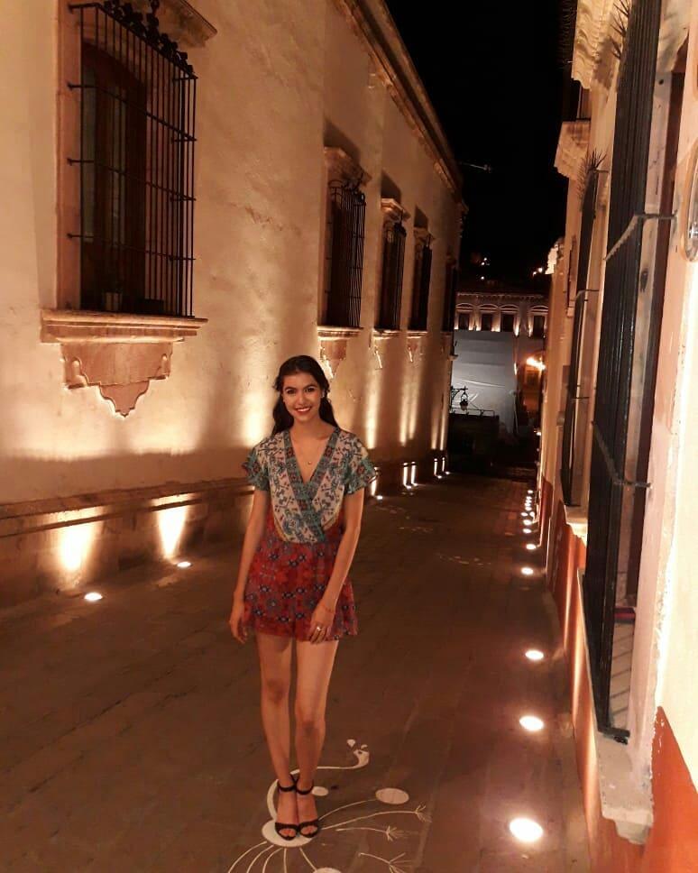 mariana arellano, miss globe zacatecas 2018. 34073710