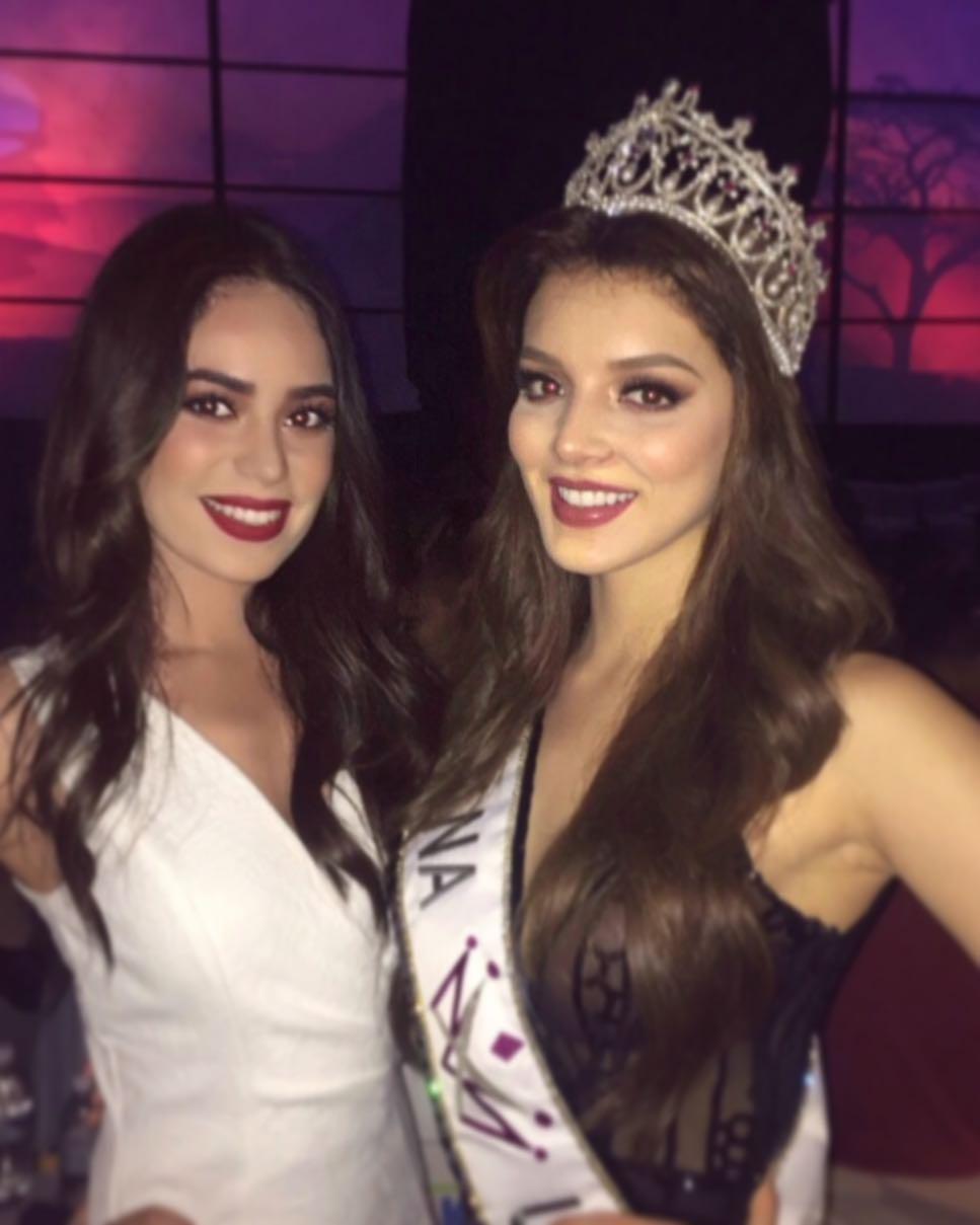 lisandra torres, top 6 de miss teen mundial 2019/miss teen intercontinental 2018/2nd runner-up de miss teenager international 2018. 34128310