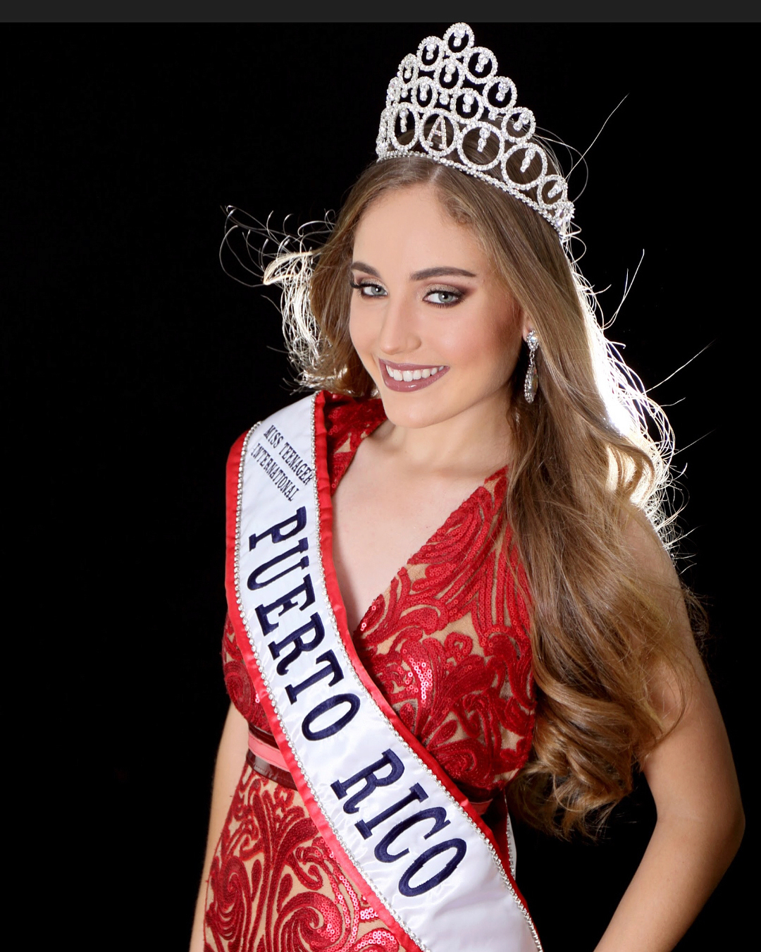 adela arostegui, 3rd runner-up de miss teenager international 2018/1st runner-up de miss teen intercontinental. 34501510