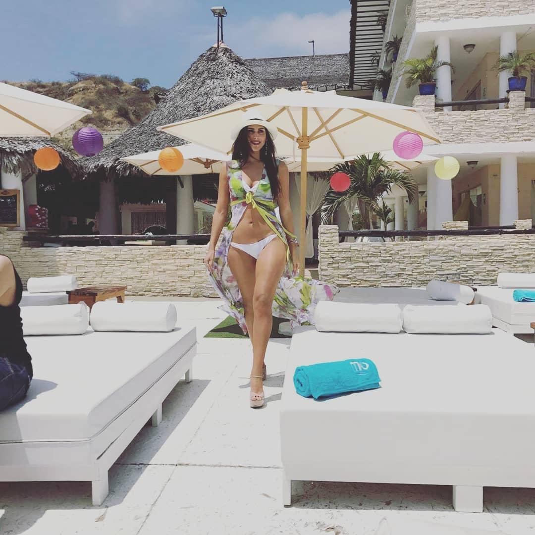 melody calderon, candidata a miss peru universo 2019/primera finalista reyna mundial banano 2018. 34717511