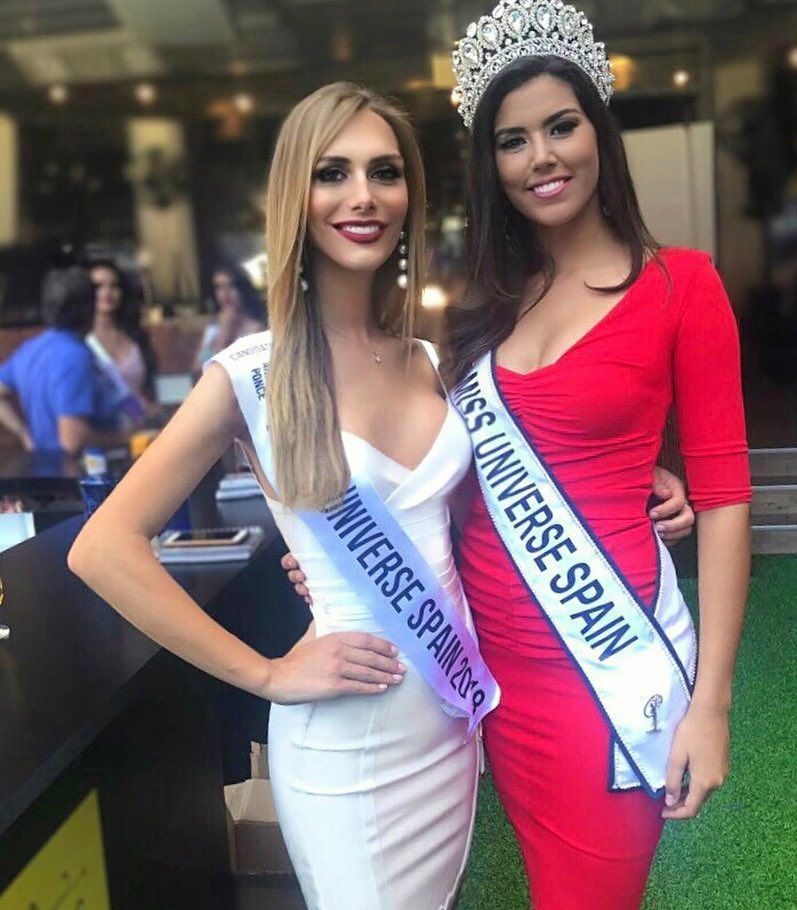 angela ponce, miss espana universo 2018. 34782310