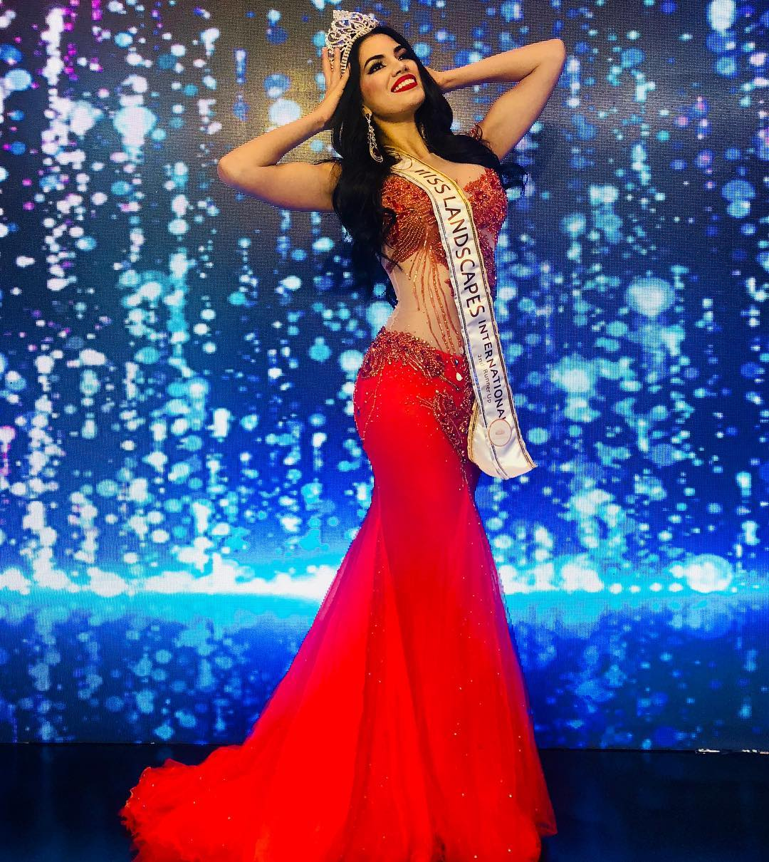 samantha batallanos, 3rd runner-up de miss landscapes international 2018. - Página 2 34837310