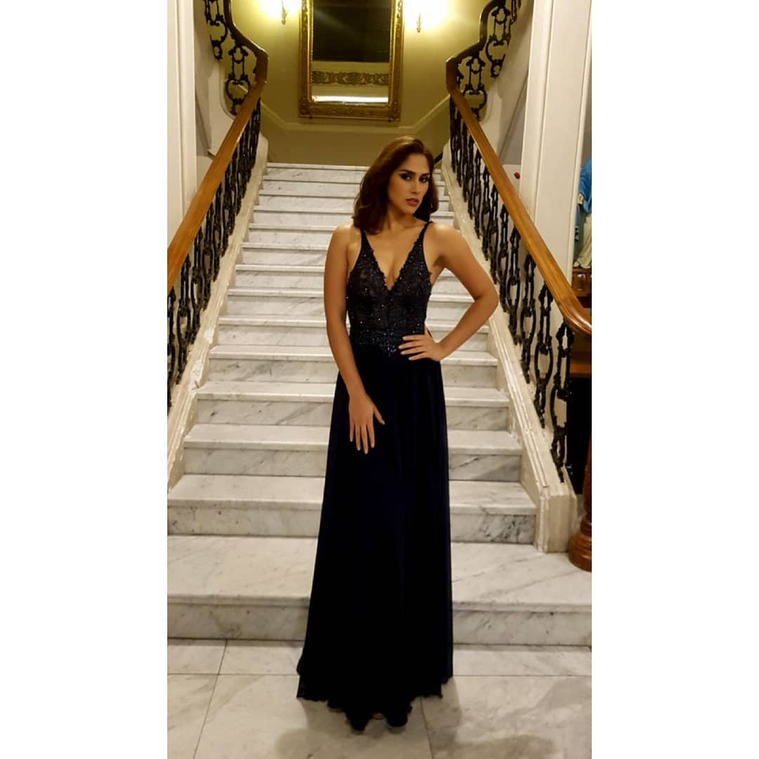 melody calderon, candidata a miss peru universo 2019/primera finalista reyna mundial banano 2018. 34903710