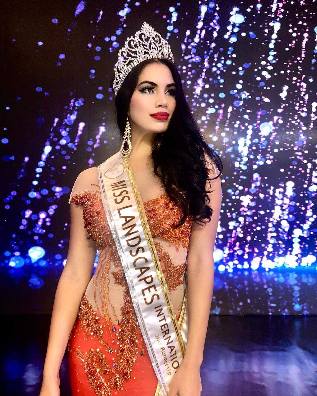 samantha batallanos, 3rd runner-up de miss landscapes international 2018. - Página 2 34983312