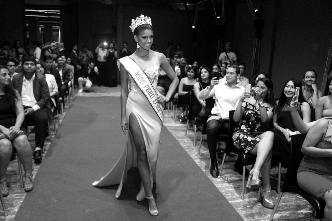 lucia arellano, top 6 de miss peru 2019.  35174010