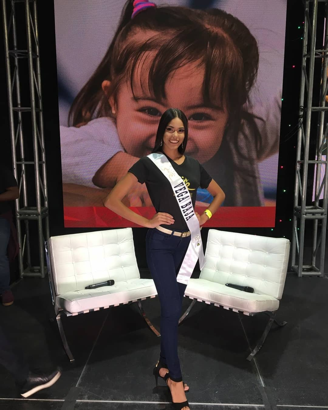 alejandra pagan, miss vega baja universe 2018. 35264111