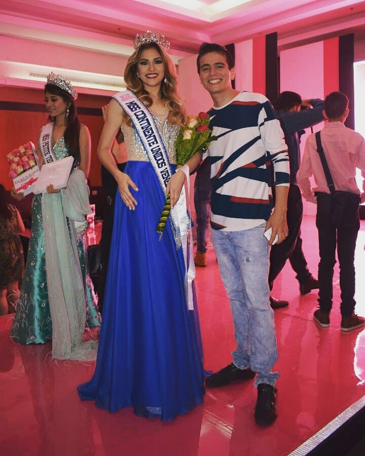 lolimar perez, miss venezuela continentes unidos 2018. 35338910