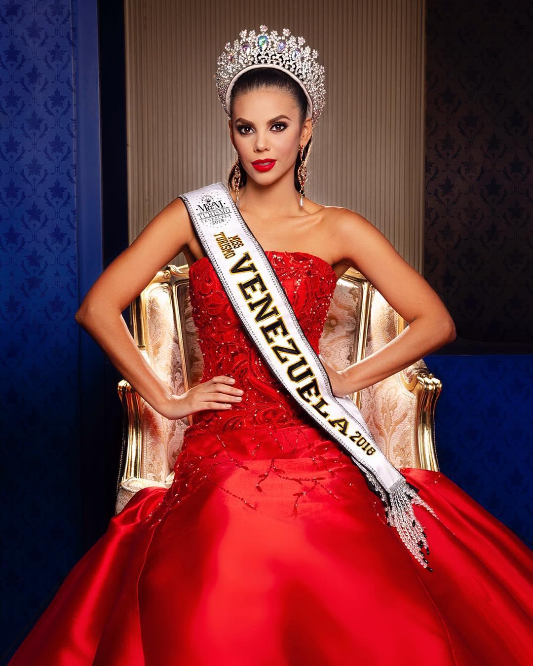 alexandra sanabria, miss tourism world venezuela 2018. 35357910