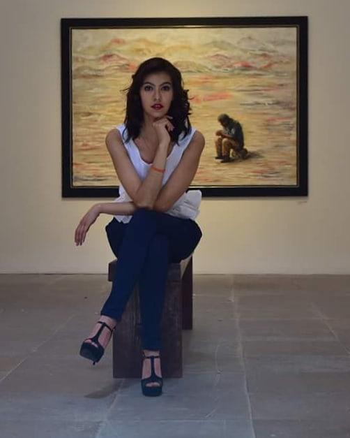 mariana arellano, miss globe zacatecas 2018. 35483110