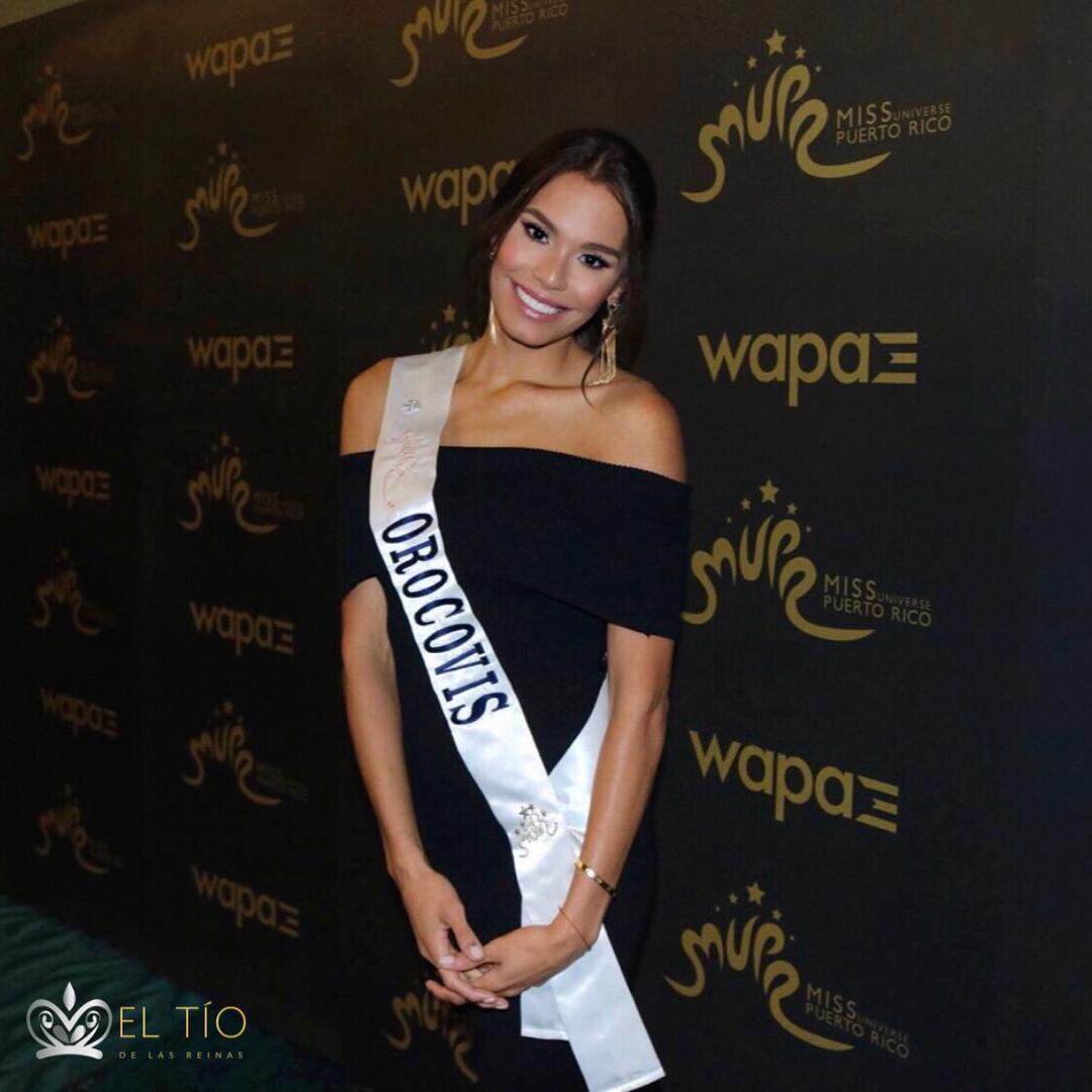 mayde columna, miss orocovis universe 2018/miss intercontinental 2010. 35549310