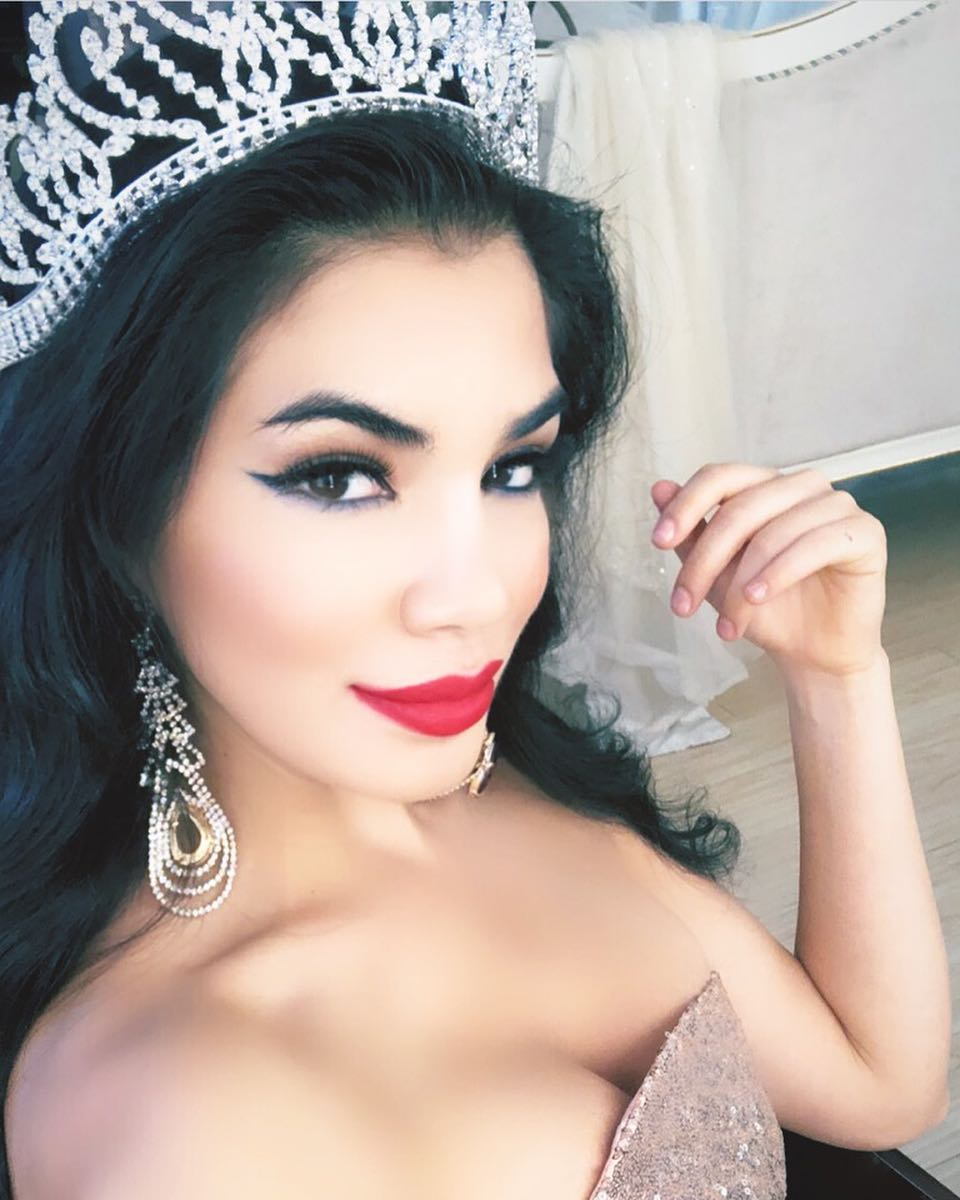 samantha batallanos, 3rd runner-up de miss landscapes international 2018. - Página 2 35575111