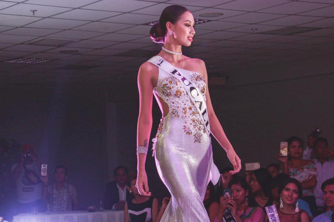 yoko chong, 4th runner-up de miss intercontinental 2019. 35616512