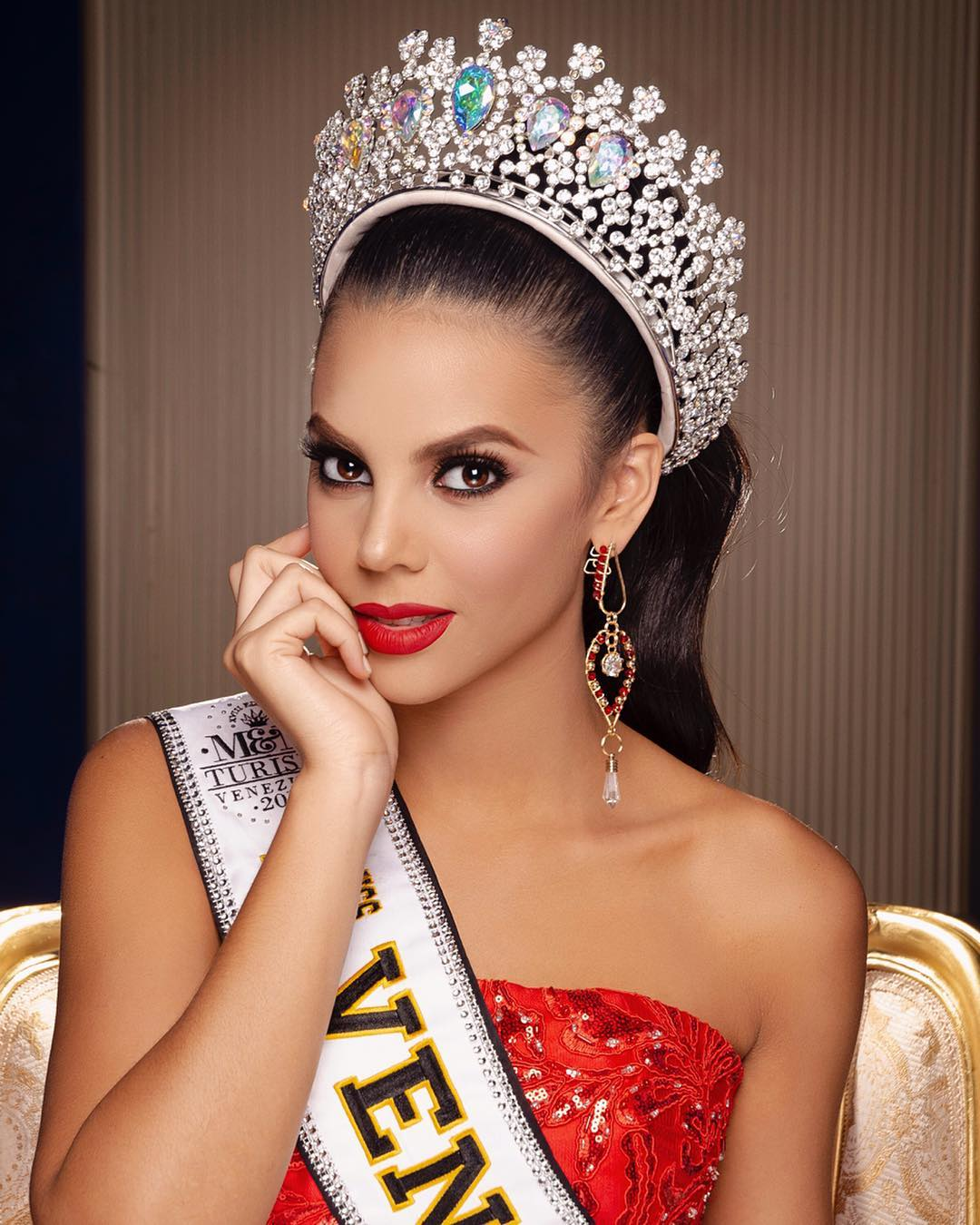 alexandra sanabria, miss tourism world venezuela 2018. 35617713