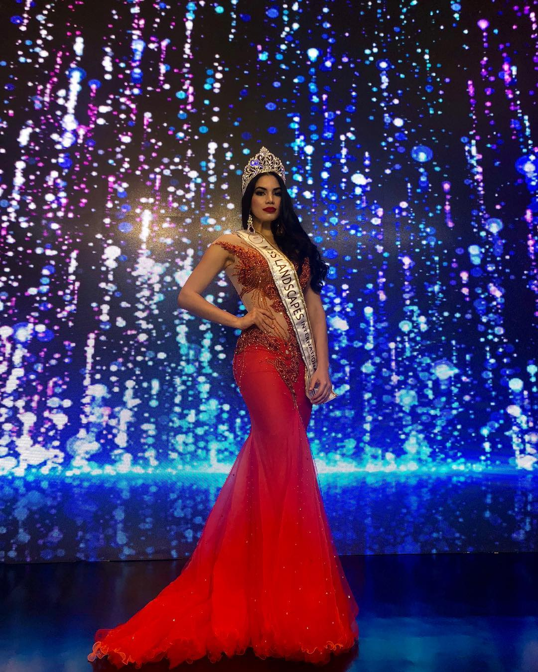 samantha batallanos, 3rd runner-up de miss landscapes international 2018. - Página 2 35928111