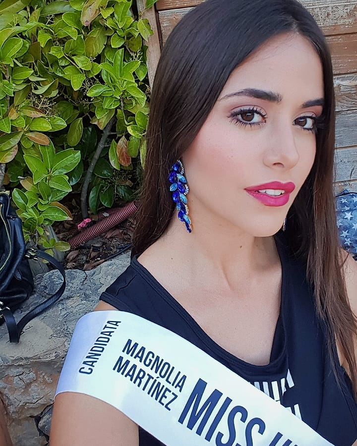 magnolia martinez, miss espana hispanoamericana 2018. - Página 2 35998912