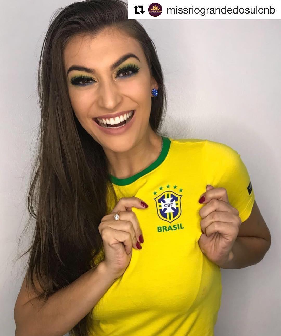candidatas a miss brasil mundo 2018. final: 11 agosto. - Página 2 35999510