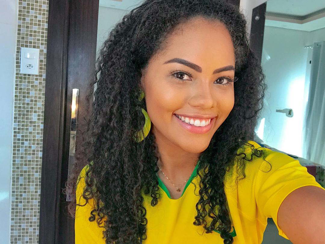 natali vitoria, miss roraima mundo 2020/top 15 de miss brasil universo 2019 /miss brasil teen universe 2017. primeira miss negra a vencer o miss roraima. - Página 8 35999712