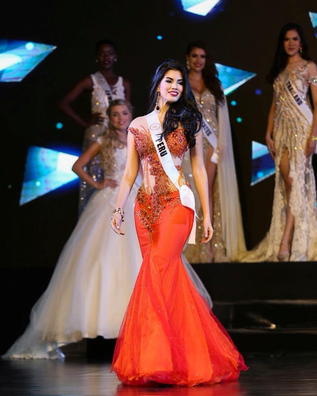 samantha batallanos, 3rd runner-up de miss landscapes international 2018. - Página 2 36147910