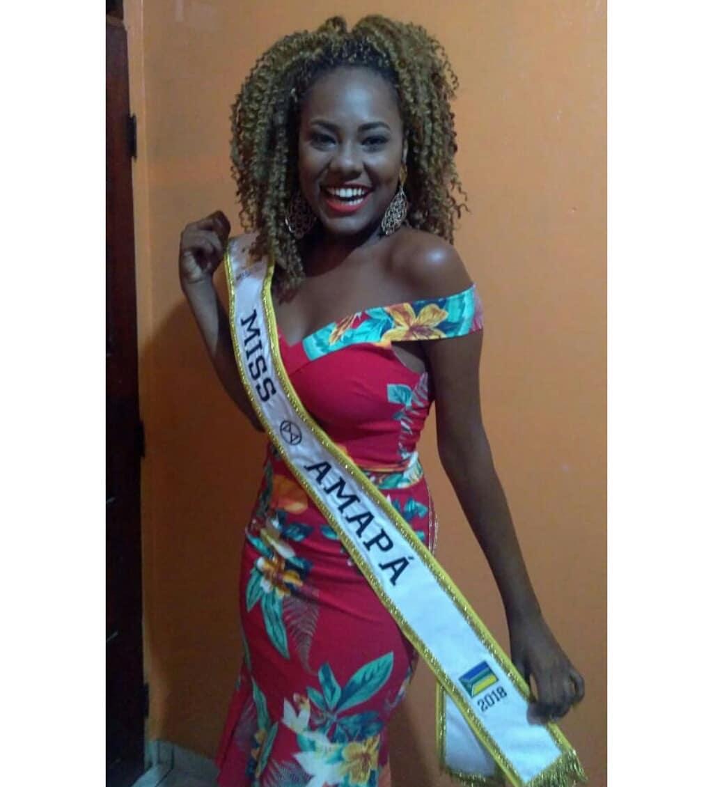 sheyzi brasao, miss amapa mundo 2018. - Página 2 36505010