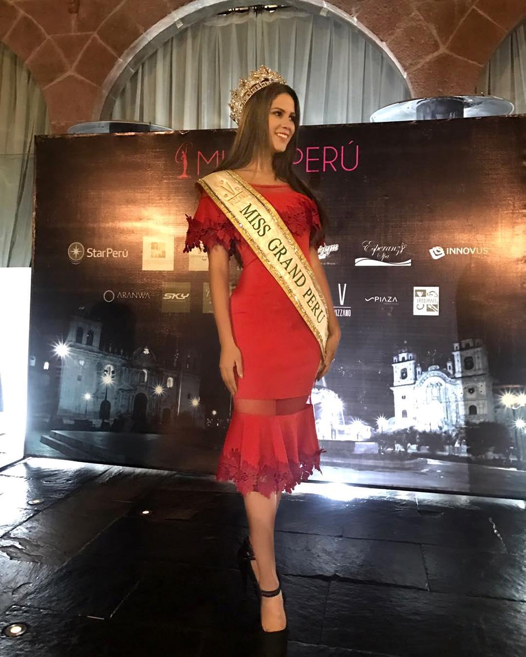 andrea moberg, top 20 de miss grand international 2018 (best national costume). - Página 3 36556210