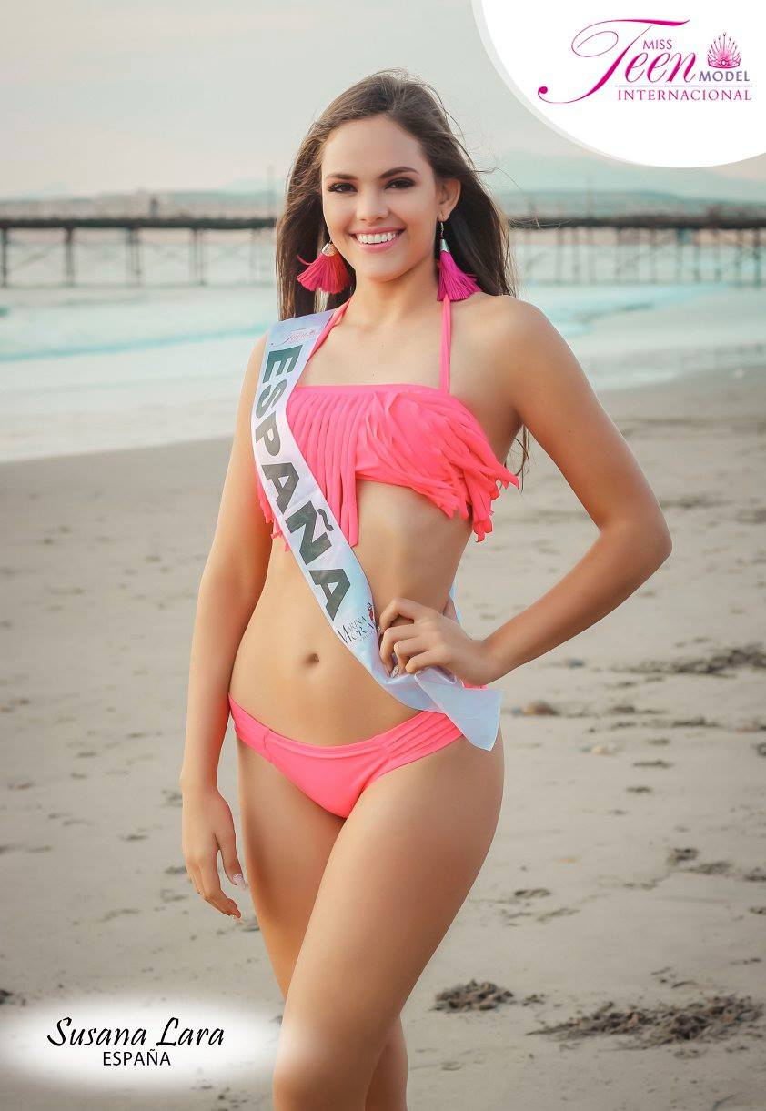 susana isabel lara mesa, 1st runner-up de miss teen model internacional 2018. 36677010