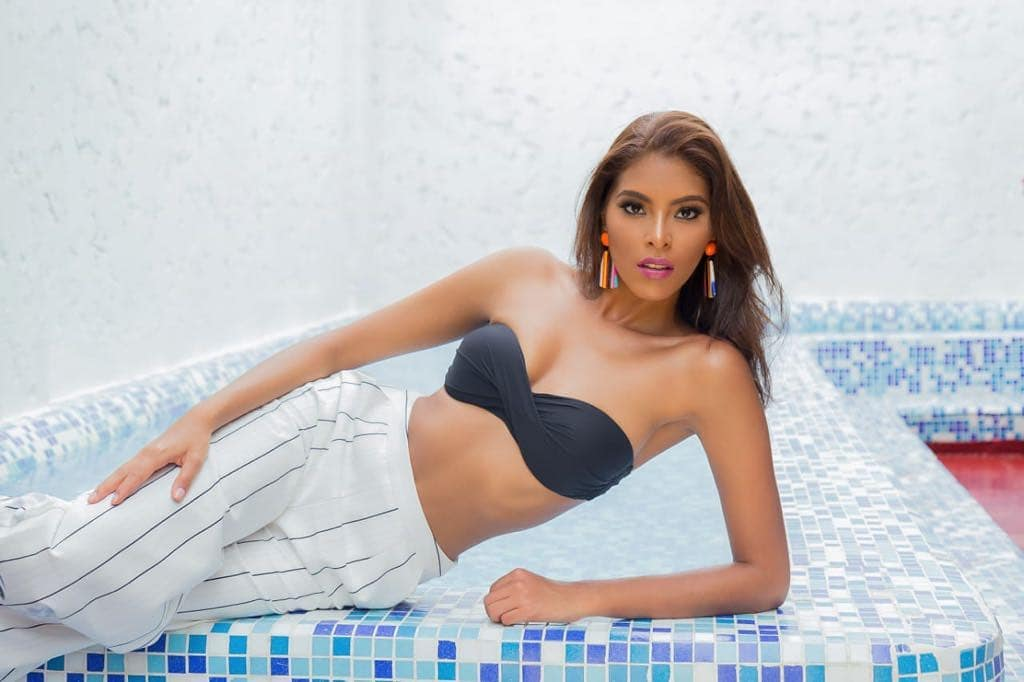 valeria ayos bossa, miss water earth 2018. 36759211
