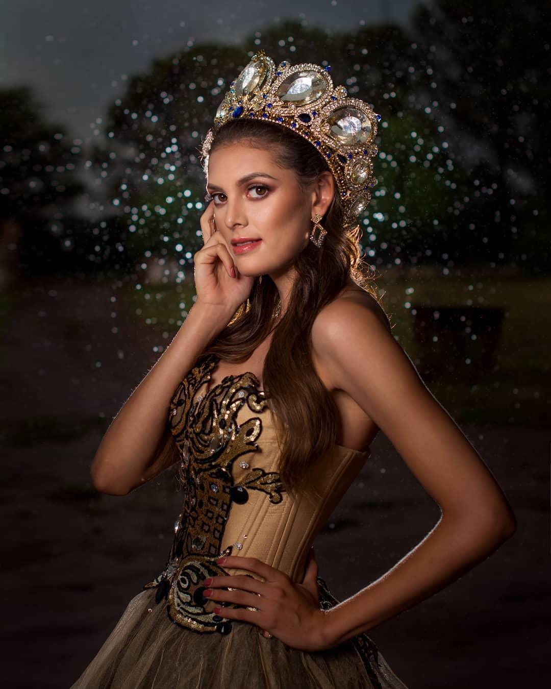 andrea saenz, miss continentes unidos 2018. - Página 2 36866610