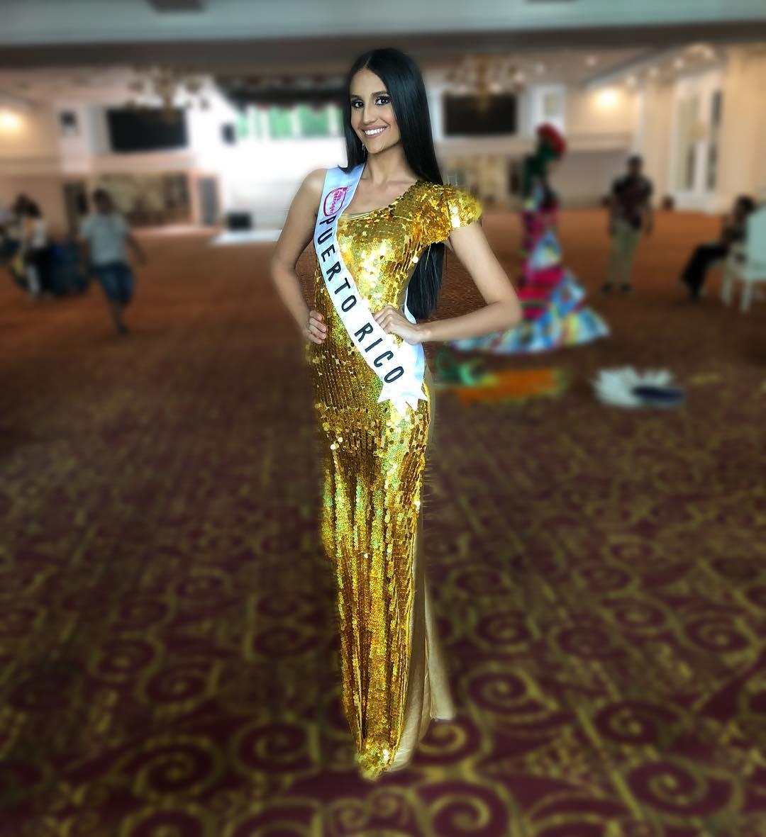 xarimar acevedo pabon, miss teenager world 2018. - Página 2 37083110