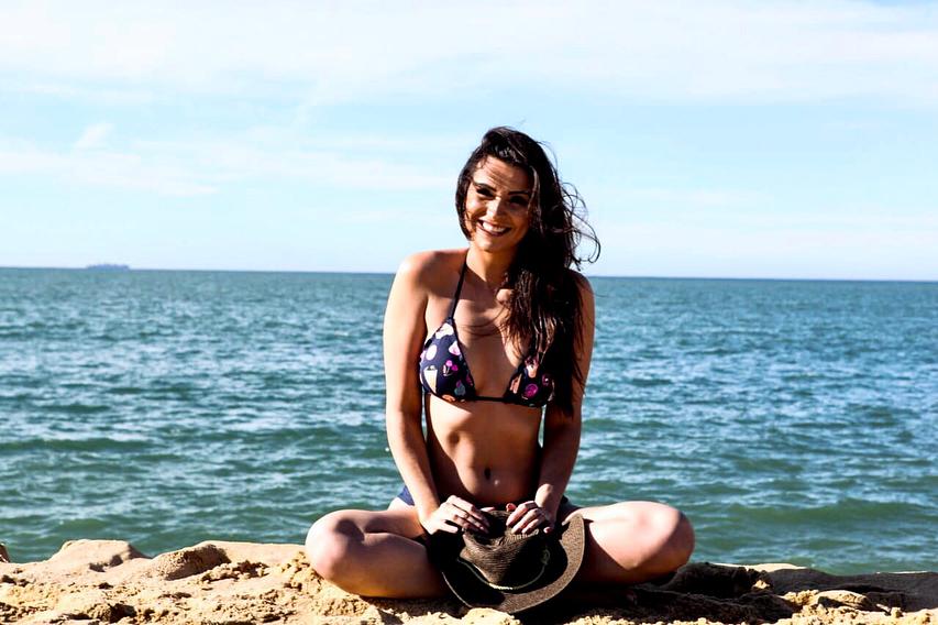 thylara brenner, miss brasil continentes unidos 2019. - Página 2 37140810