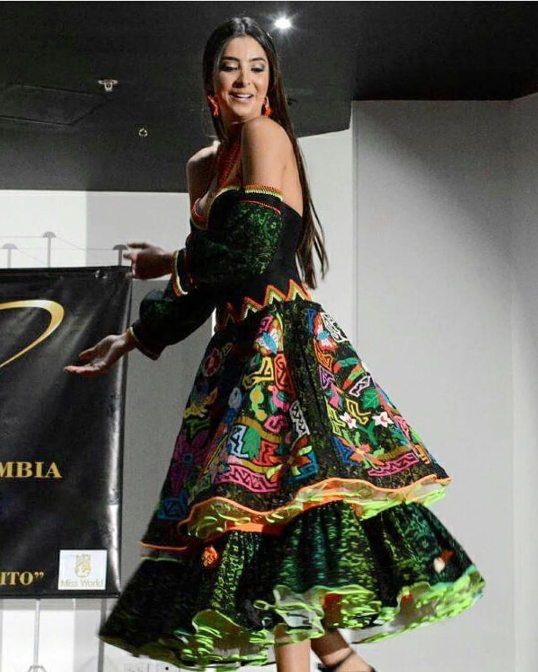 laura osorio hoyos, miss colombia mundo 2018. 37185711
