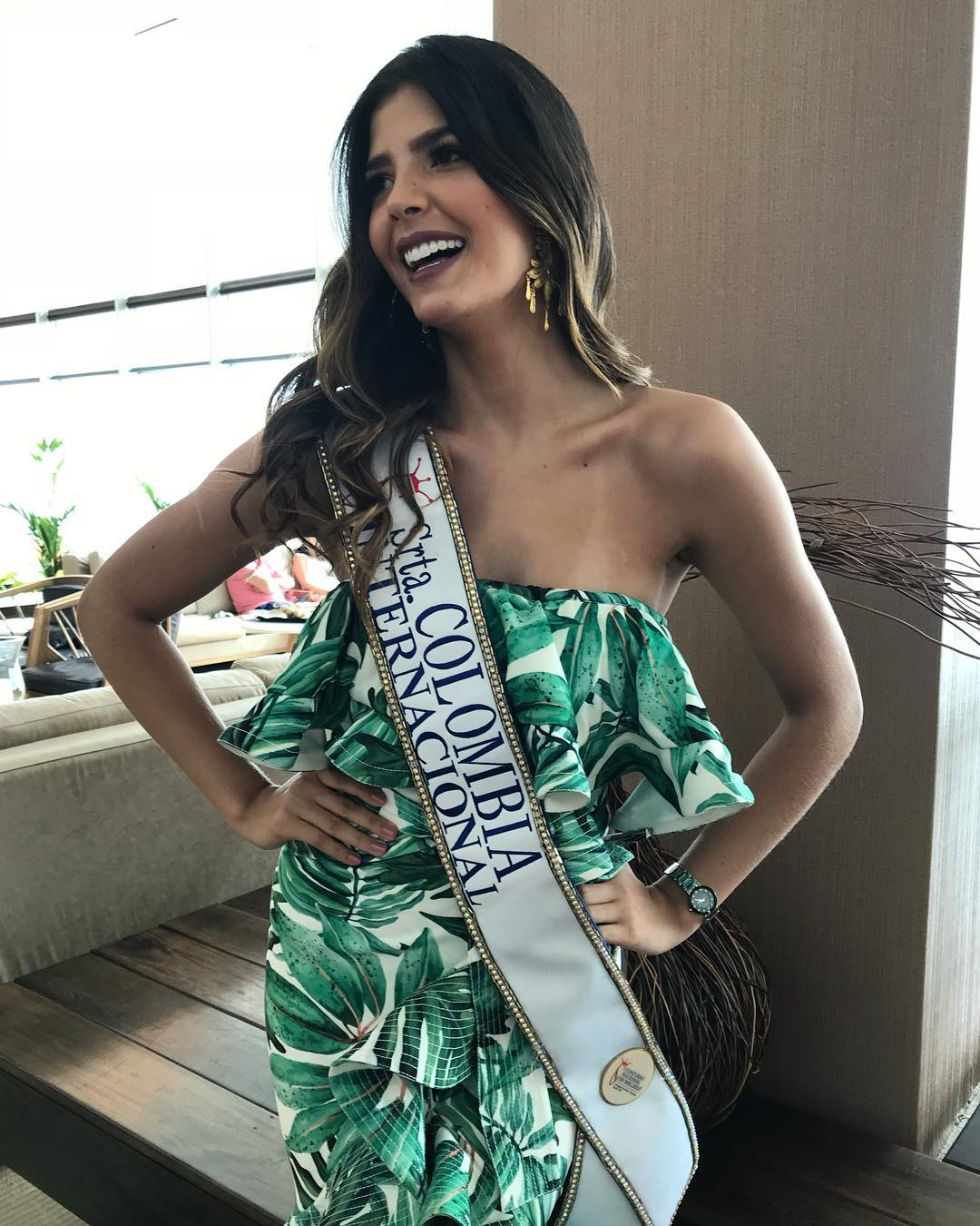 anabella castro, 4th runner-up de miss international 2018. 37202910