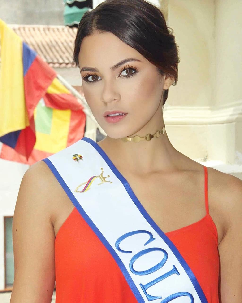 ana catalina mouthon, 2nd runner-up de miss continentes unidos 2018. 37242011