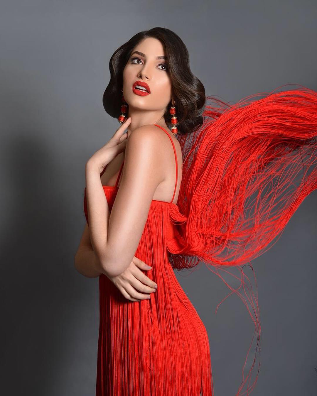 nariman battikha, reyna hispanoamericana 2018/top 10 de miss supranational 2018. - Página 2 37382313
